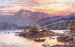 Ernest Longstaffe - Muckross Lake At  Killarney In Ireland  -  7260 - Tuck, Raphael
