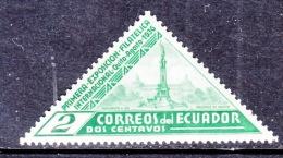 Ecuador 352   *  TRIANGLE - Ecuador