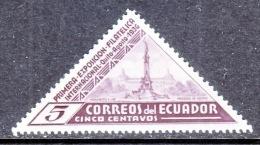 Ecuador 353   *  TRIANGLE - Ecuador