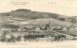 EPERNAY - 1900 - L´Hôpital Auban-Moetet Le Mont Bernon      - Choque 5 Ter - Epernay