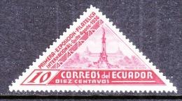 Ecuador 354   *  TRIANGLE - Ecuador