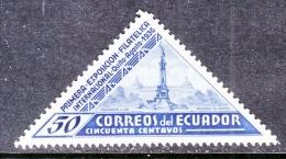 Ecuador 356   *  TRIANGLE - Ecuador