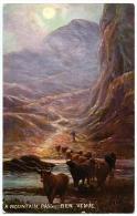 A MOUNTAIN PASS, BEN VENUE - 1900-1949