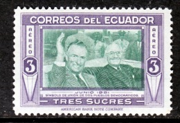 Ecuador C 231   ** - Ecuador