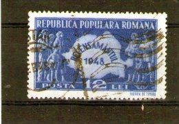 1948,- RECENSEMENT,  MI No 1093 Et Yv No 1009 - 1948-.... Republics