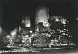 ENNA DI NOTTE IL CASTELLO DI LOMBARDIA - Enna