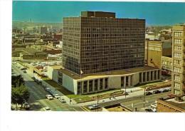 C P M--------ETATS-UNIS------ KANSAS CITY PUBLIC LIBRARY-----voir 2 Scans - Kansas City – Kansas