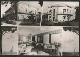BELLARIA RIMINI Pensione SAMPAOLI Ca. 1960 - Rimini