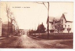 CIVRAY  La Gare - Civray
