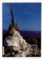 CP 10*15/AB409/ANTIBES MUSEE PICASSO TERRASSE DU CHATEAU JARDIN DE SCULPTURES ET DE PARFUMS - Antibes