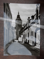 Soignies La Tour Occidentale Vue De La Rue H.Leroy.n°5 - Soignies