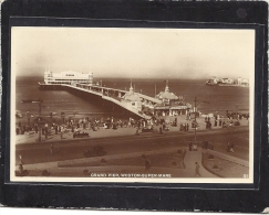 UNITED KINGDOM - Weston Super Mare : Grand Pier - Weston-Super-Mare