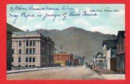 CPA: USA - Wallace (ID) - Bank Street - Etats-Unis