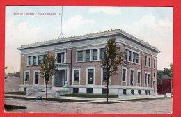 CPA: USA - Cedar Rapids (IA) - Public Library - Cedar Rapids