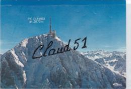L´Observatoire Du Pic Du MIDI De BIGORRE (65) - Frankreich