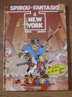 BD - SPIROU ET FANTASIO - DUPUIS 1994 - N°39 SPIROU A NEW YORK - LA BD EN FÊTE - Spirou Et Fantasio