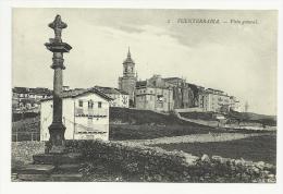 FUENTERRABIA (PAIS VASCO) - VISTA GENERAL - Espagne