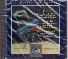 CD LES ETOILES DU PARADOU. BACH. HAYDN. MENDELSSOHN. Parrainage Du CCF - Klassik