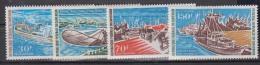 CAMEROUN    1971          PA       N°  182 / 185      COTE       10 € 75                      ( 1564  ) - Cameroun (1960-...)