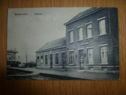 GEMMENICH STATION   Editeur Joseph Poensgen, Welkenraedt - 85 - 19 - Welkenraedt