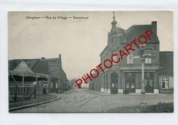 EDEGEM-Dorpstraat-Cafes-BELGIQUE-BELGIEN-Flandern-1911- - Edegem