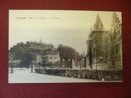 Loverval : Entrée Du Château - La Ferme (L1615) - Gerpinnes