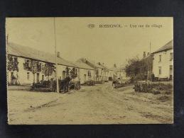 Rossignol Une Rue Du Village - Tintigny