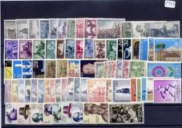 Año  1964  ( Sin Sellos De Escudos ) - Spain