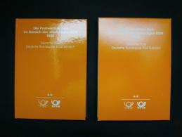 A2311) DDR Jahrbuch 1990 Kpl. Mit Schuber - Ungebraucht