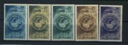 1969 Suriname, Beneficenza, Serie Completa Nuova (**) - Suriname ... - 1975