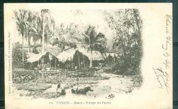 Tonkin - Hanoi, Village Du Papier   Abi11 - Vietnam