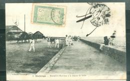 Majunga - Boulevard Maritime à La Pointe De Sable   Abi34 - Madagascar