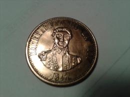 Jolie Médaille D'Hawaii 1847 - Royal / Of Nobility