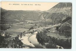 MOLINES : La Vallée Du Tarn. 2 Scans. Edition ND - France