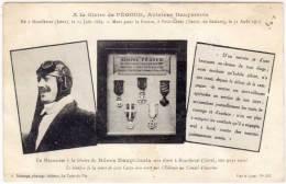 MONTFERRAT - A La Gloire De Pégoud, Aviateur Dauphinois  (61540) - Francia