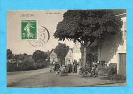 Chaussin. - Le Village. - Francia