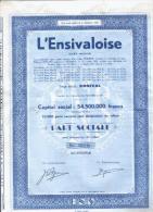 L'Ensivaloise - Textile