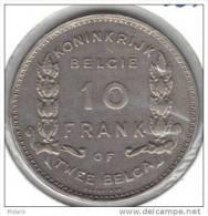 COINS BELGIUM MORIN CAT N° 381a FDC UNCIRCULATED. (B24) - 1909-1934: Albert I