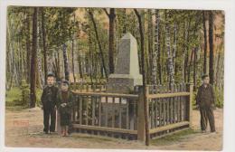 Klaipeda.Memel.Monument. - Litauen