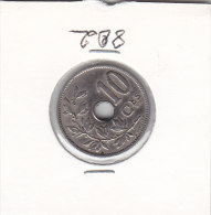 10 CENTIMES Cupro-nickel 1902 FR - 1865-1909: Leopoldo II