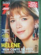 TELE 7 JOURS 1993 (Hélène ...) 6 Scans - Programmes
