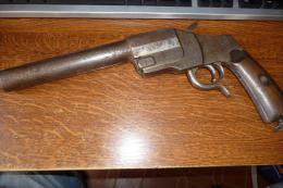 Pistolet Lance Fusee Allemand  Premiere  Guerre - Decorative Weapons