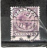 Danemark - Yv.116 - Obl/gest/used (à Voir) - Usado