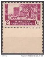 MA149-LA209TAN.Maroc.Marocco.MARRUECOS   ESPAÑOL VIST.AS Y PAISAJES..1936/7.(Ed 149**) Sin Charnela MAGNIFICO.RARO - 1931-50 Nuevos & Fijasellos