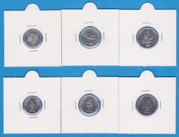 MALDIVAS  Set/Juego 3 Monedas/Coins 2.012 2012    SC/UNC   T-DL-10.577 - Maldive