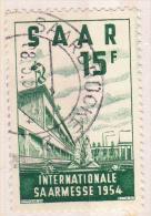 SAAR -Gestempeld/oblit. - Nr.327 Y&T - Staat ° - Ohne Zuordnung