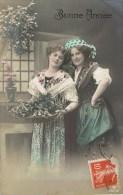 BONNE  ANNÉE.  - 1914 - - Nouvel An