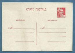 FRANCIA  CARTE POSTALE  6 F. -  NUOVO Con Piega - Storia Postale