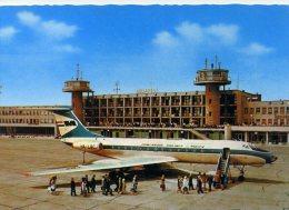 MALEV - Turbine Aéroplane TU 134 - Aéroport De Budapest  - SC - - 1946-....: Moderne