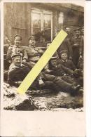Lassigny Beuvraignes Région 1er Garde Inf Div 30.04.16 Carte Photo Alleman  Poilus 1914-1918 14-18 Ww1 WWI 1.wk - War, Military